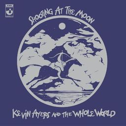 Vinyl Records - Kevin Ayers - Shooting at the Moon