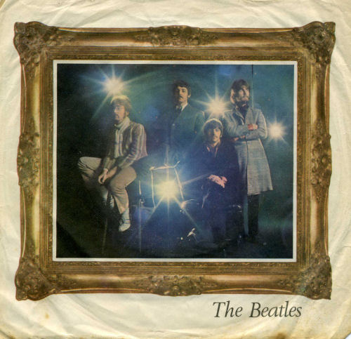 The Beatles - Strawberry Fields/Penny Lane