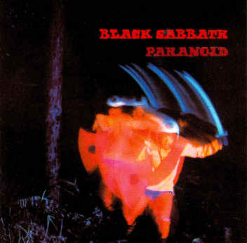 Vinyl Records - Black Sabbath - Paranoid