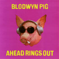 Vinyl Records - Blodwyn Pig - Ahead Rings Out