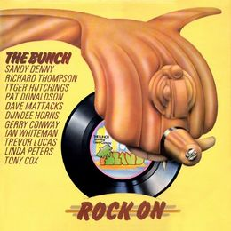 Vinyl Records - The Bunch - Rock On