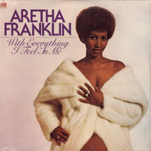 Vinyl Records - Aretha Franklin - With Everything I Feel in Me