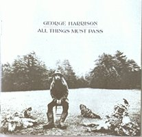 Rare Vinyl Records - George Harrison - All Things Must Pass