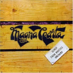 Vinyl Records - Magna Carta - Songs from Wasties Orchard