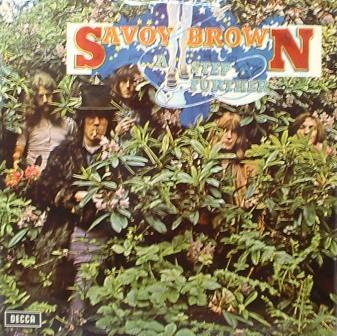 Vinyl Records - Savoy Brown - A Step Further