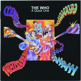 Vinyl Records - The Who - A Quick One/ SellOut