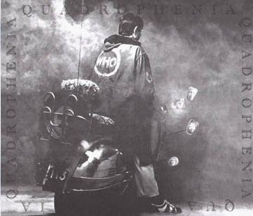 Vinyl Records - The Who - Quadrophenia