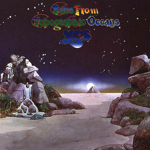 Vinyl Records - Yes - Tales from Topographic Oceans